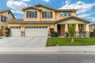 Eastvale Single Family Home For Sale: 14346 Settlers Ridge Court