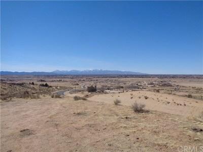 San Bernardino County Residential Lots & Land For Sale: Rock Springs & Kiowa Road