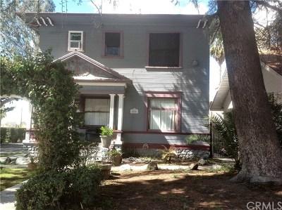Colton Multi Family Home For Sale: 555 N La Cadena Drive