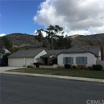 Moreno Valley Single Family Home For Sale: 10562 Summer Breeze Drive