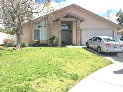 San Jacinto Single Family Home For Sale: 1243 Janessa Court