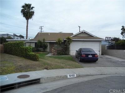 Artesia Single Family Home For Sale: 12152 187th Street