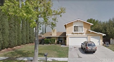 Rialto Single Family Home For Sale: 850 Wedgewood Court