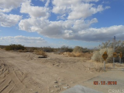 Victorville CA Residential Lots & Land For Sale: $557,000