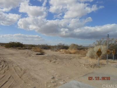 San Bernardino County Residential Lots & Land For Sale: Luna Road