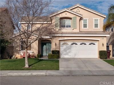 Moreno Valley Single Family Home For Sale: 17645 Camino Sonrisa