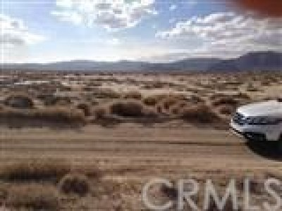 Lucerne Valley Residential Lots & Land For Sale: Locust Road