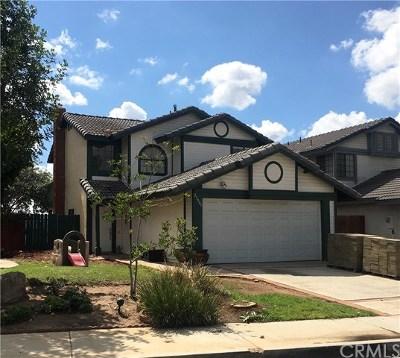 Moreno Valley Single Family Home For Sale: 23907 Mark Twain