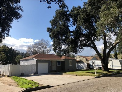 San Bernardino Single Family Home For Sale: 2788 Lincoln Drive