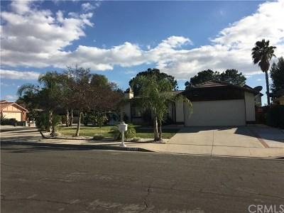 Moreno Valley Single Family Home For Sale: 24103 Sandbow Street