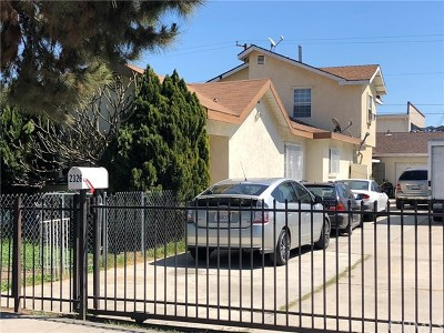 South El Monte Single Family Home For Sale: 2326 Granada Avenue