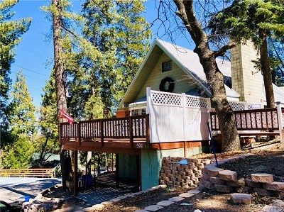 Twin Peaks Single Family Home For Sale: 597 Rose Lane
