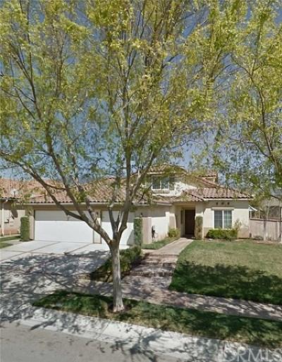 Beaumont Single Family Home For Sale: 1412 Sundance