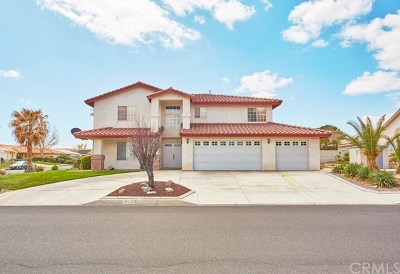 Victorville Single Family Home For Sale: 18535 Kalin Ranch Drive