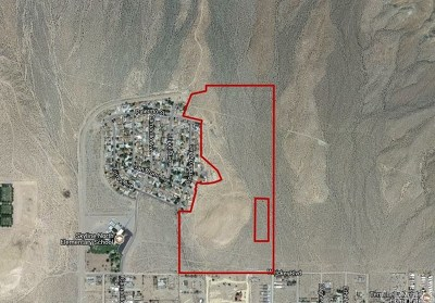 Barstow Residential Lots & Land For Sale: Skyline North