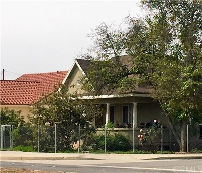 Pomona Single Family Home For Sale 1015 S Garey Avenue