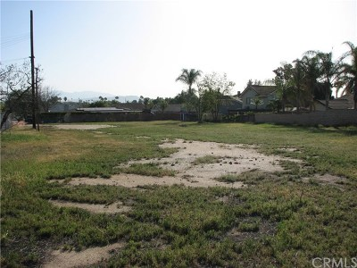 Riverside Residential Lots & Land Active Under Contract: Baker Lane