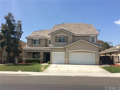 Eastvale Single Family Home For Sale: 6101 Gold Spirit Street