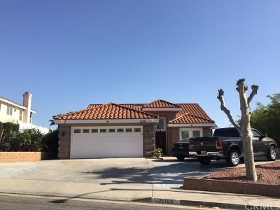 Moreno Valley Single Family Home For Sale: 21163 Lands End