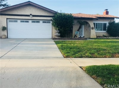 Rancho Cucamonga Single Family Home For Sale: 9966 Roberds Court