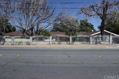 Rialto Single Family Home For Sale: 1685 N Eucalyptus Avenue