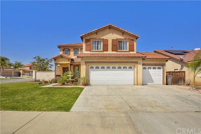 Moreno Valley Single Family Home For Sale: 26800 Calle Luna
