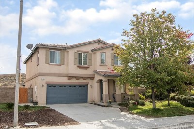 Lake Elsinore Single Family Home For Sale: 41000 Marquise Street