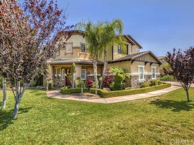 Colton Single Family Home Active Under Contract: 3009 Tiffany Lane