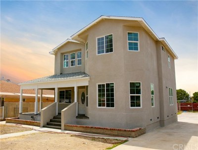 Redlands Single Family Home For Sale: 1027 6th Street
