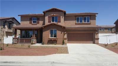 Moreno Valley Single Family Home For Sale: 27768 Bahama Bay Street