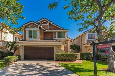Chino Hills Single Family Home For Sale: 3129 Ashbrook Drive