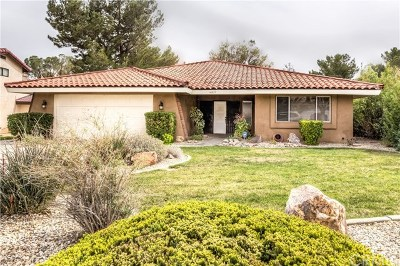 Helendale Single Family Home For Sale: 14827 Blue Grass Drive