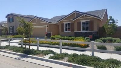 Jurupa Single Family Home For Sale: 12548 Beryl Way