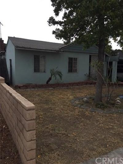 Pico Rivera Single Family Home For Sale: 9664 Rushmore Street