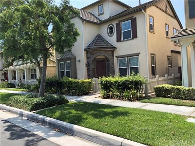Chino Single Family Home For Sale: 8063 Spring Hill Street