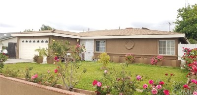Corona Single Family Home For Sale: 1035 Jadestone Lane