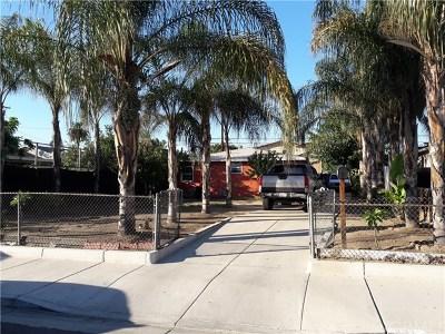 Pomona Single Family Home For Sale: 821 E Monterey Avenue