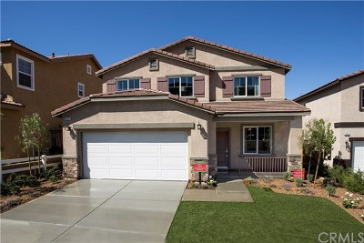 Lake Elsinore CA Single Family Home For Sale: $378,590