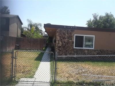 San Bernardino Multi Family Home For Sale: 1143 W King Street