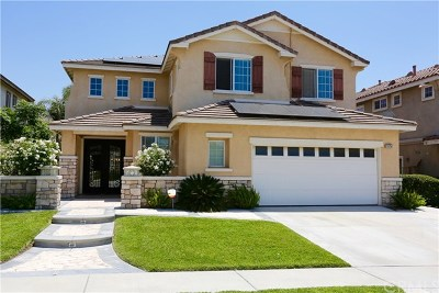 Rancho Cucamonga Single Family Home For Sale: 7175 Taggart Place