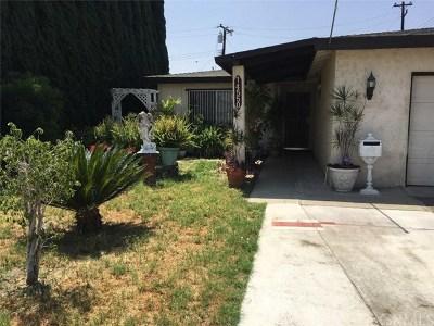 Baldwin Park Single Family Home For Sale: 14550 Havenbrook Street