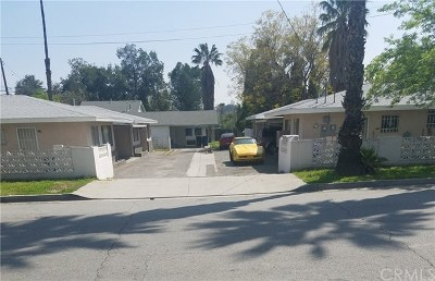 San Bernardino Multi Family Home For Sale: 309 W 44th Street
