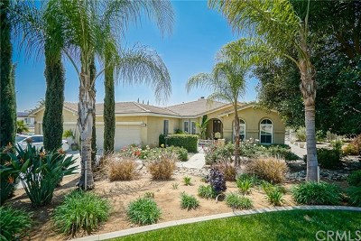 Riverside Single Family Home Active Under Contract: 17459 Timberview Drive