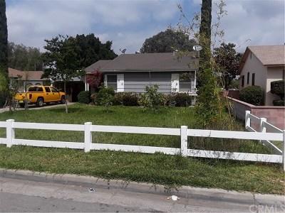 Riverside Single Family Home For Sale: 6833 Coolidge Avenue