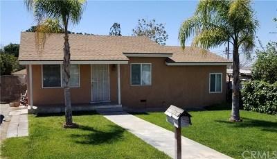 Yucaipa Single Family Home For Sale: 34923 Avenue B