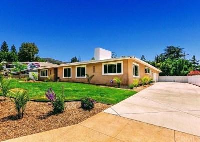 Yucaipa Single Family Home For Sale: 11396 Acropolis Drive