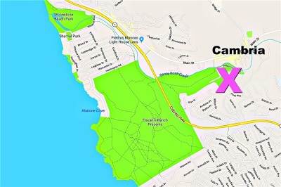 Cambria Residential Lots & Land For Sale: 3253 Rogers Drive