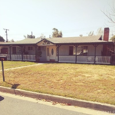 Single Family Home For Sale: 8661 Monte Vista Street