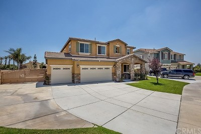 Fontana Single Family Home For Sale: 16329 Basswood Lane