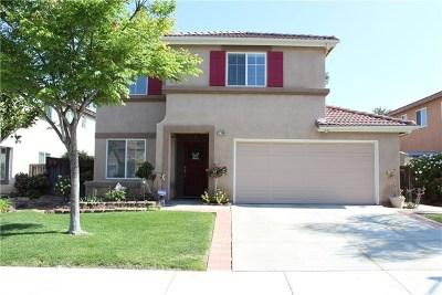 Moreno Valley Single Family Home For Sale: 27760 Via De La Real